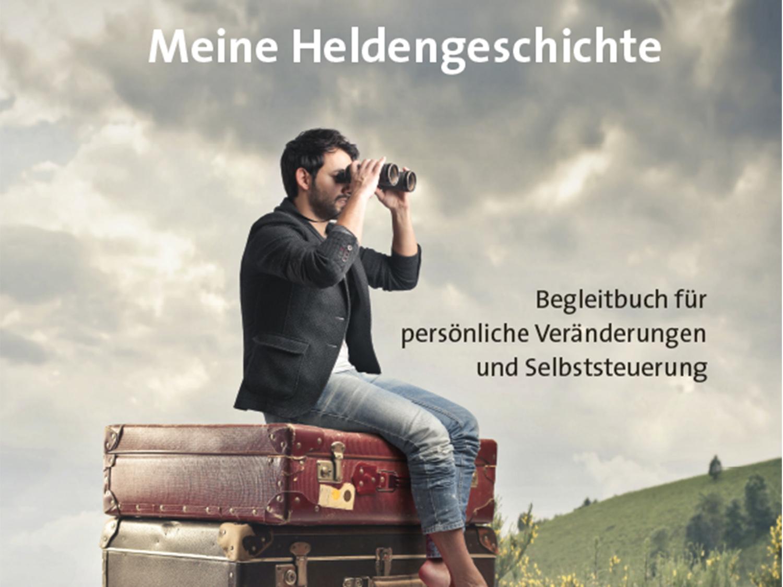 Buchcover Meine Heldengeschichte