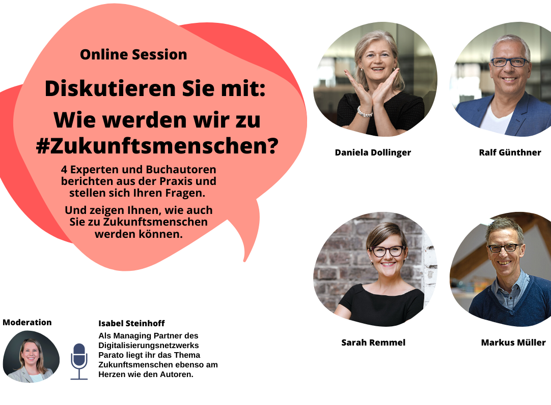 Online Session Zukunftsmenschen