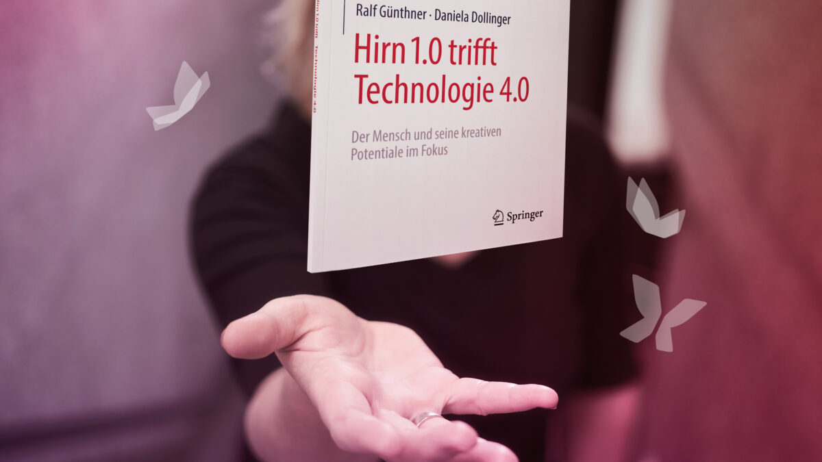 Buch: Hirn 1.0 triff Technologie 4.0