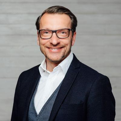 Portrait Markus Ramming